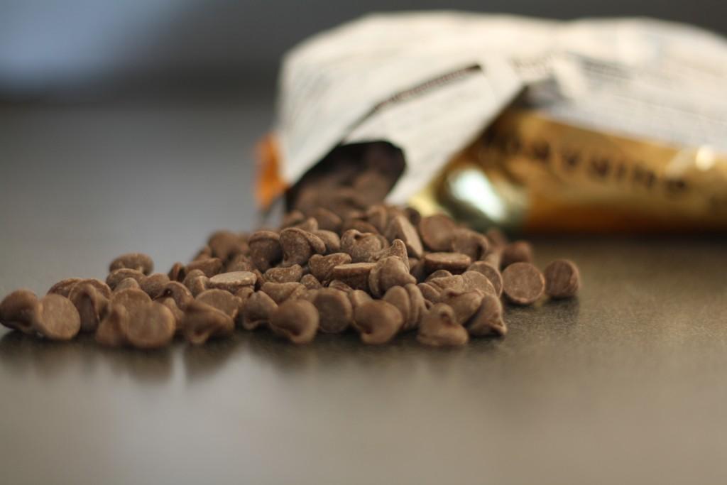 peanut butter swirl chocolate chip cookies