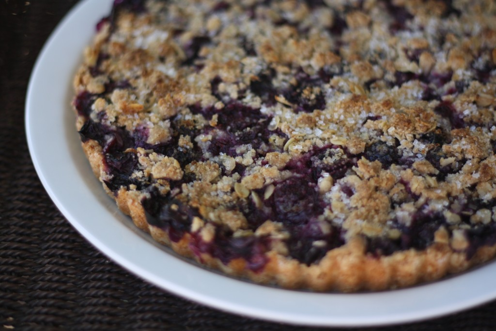 grilled berry crisp over apple crisp apple crisp grilled berry crisp ...