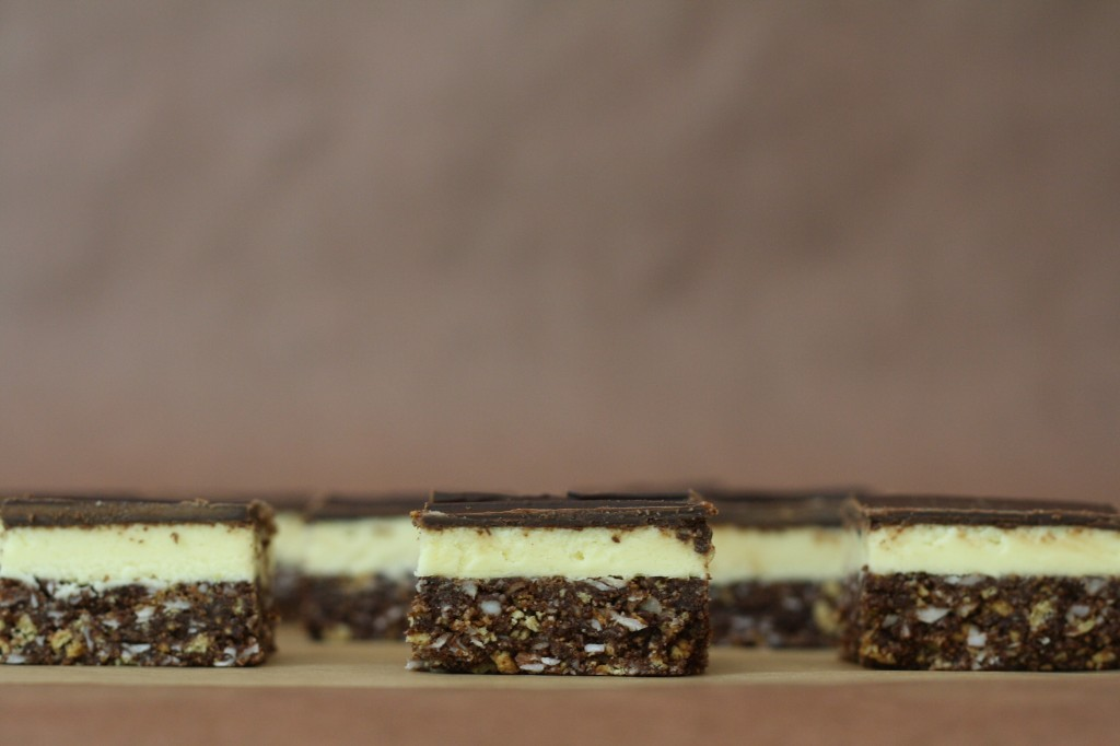 nanaimo bars by butter me up, Brooklyn! 1
