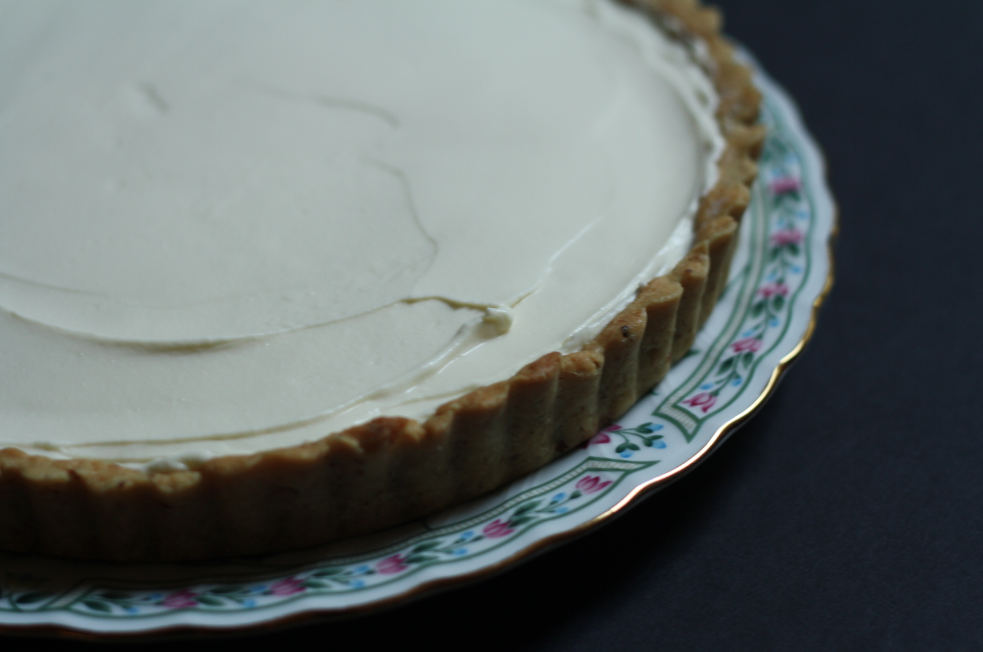 mascarpone cheesecake tart 5