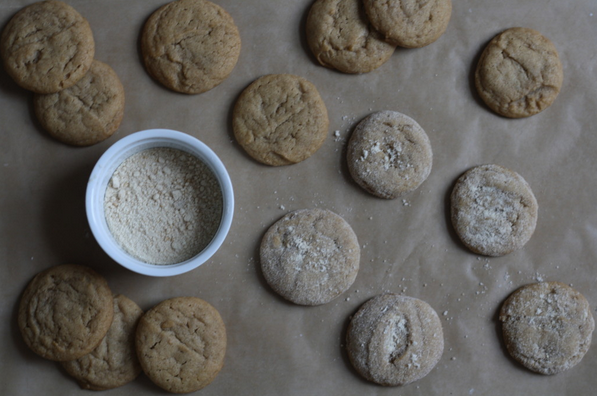 maple butter cookies