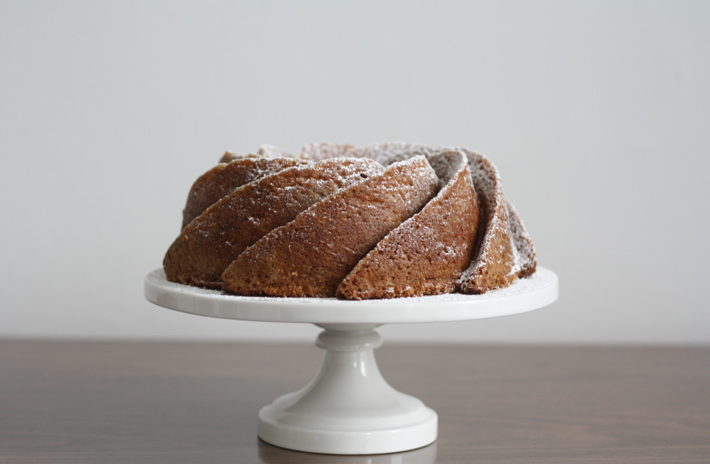 creme fraiche apple bourbon bundt on butter me up, Brooklyn! 4