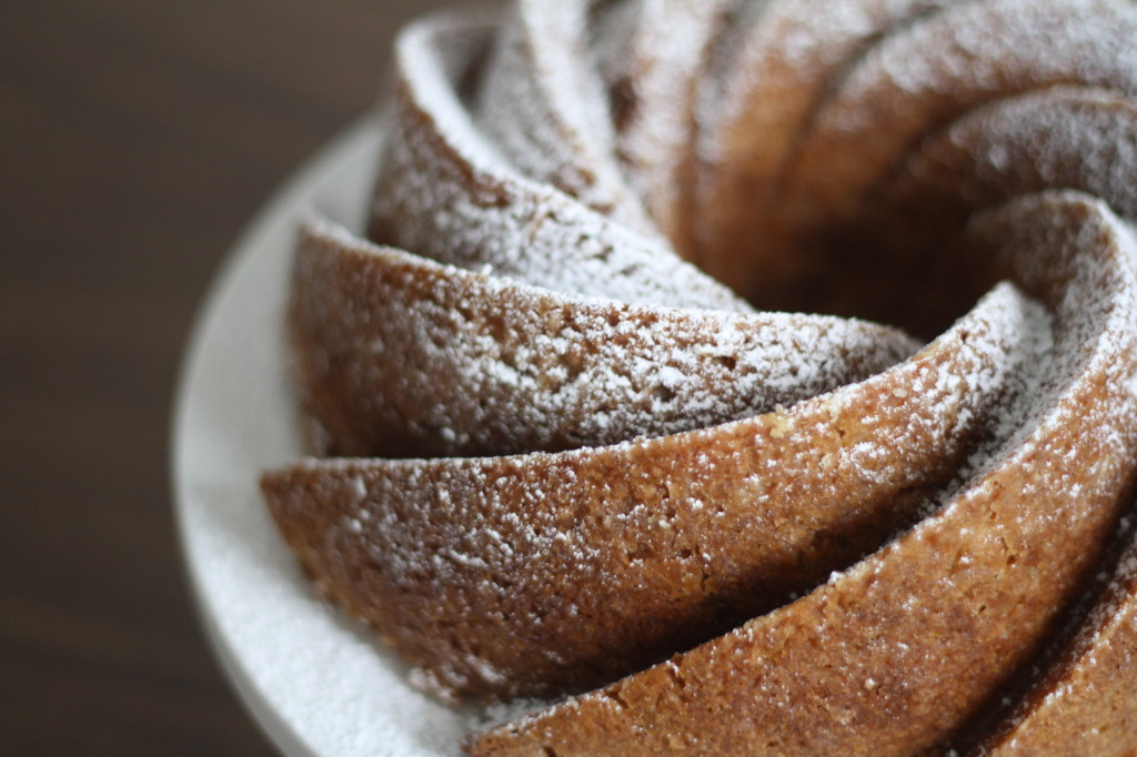 creme fraiche apple bourbon bundt on butter me up, Brooklyn! 2